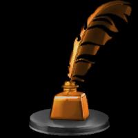 Bronze Quill Trophy