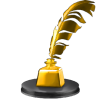 Gold Quill Trophy